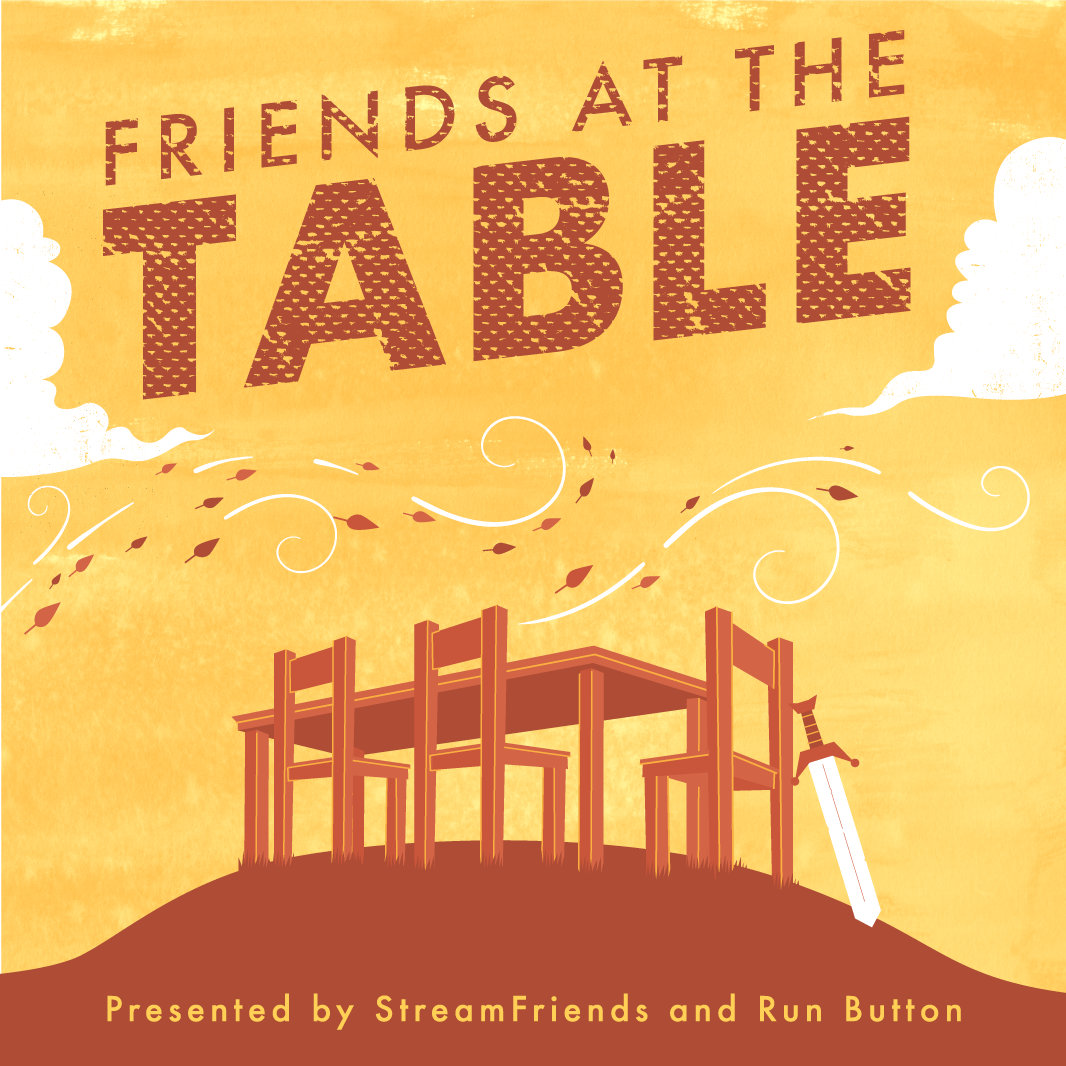 Image result for friends at the table logo