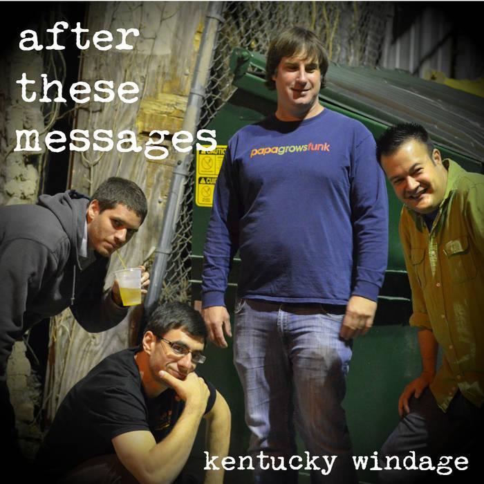 Kentucky Windage cover art