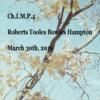Ch.I.M.P. 4 (3.30.16) - Roberts/Tooles/Bowles/Hampton Cover Art
