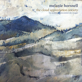 the cloud appreciation society ALBUM by Melanie Horsnell