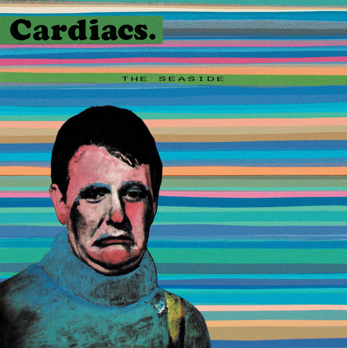 Pochette du deuxième album de The cardiacs