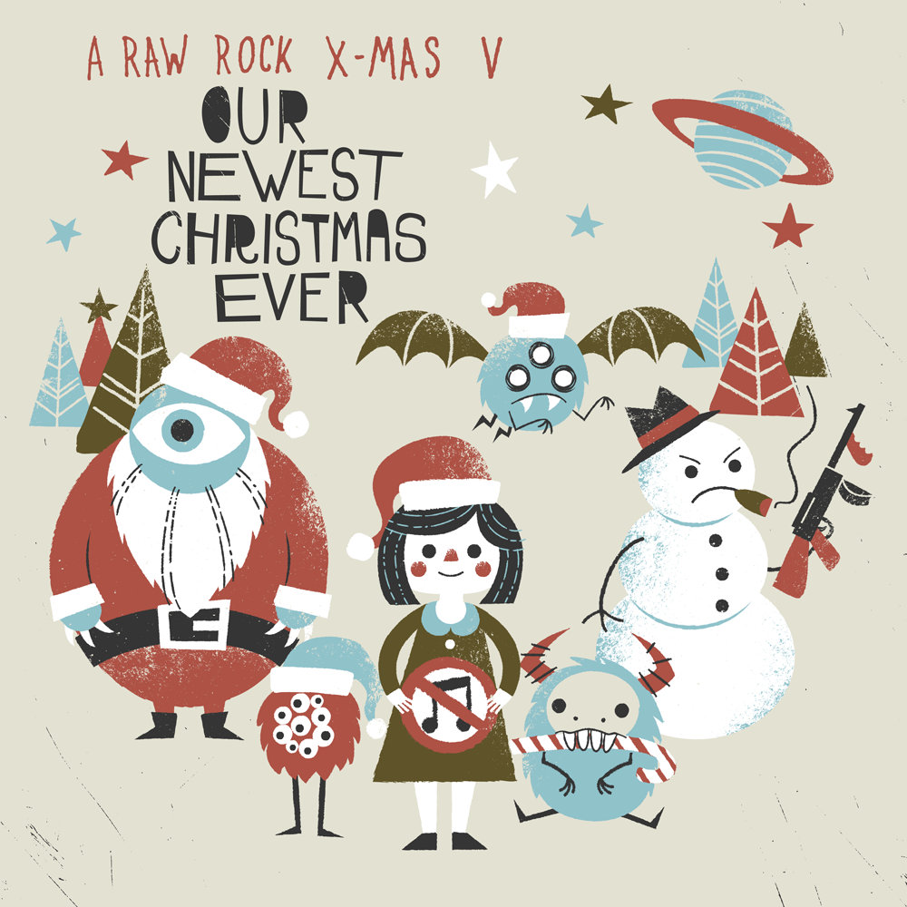 Our Newest Christmas Ever | Friends Friends Friends Records