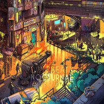 Owlybeats Nocturnal (The Album) cover art
