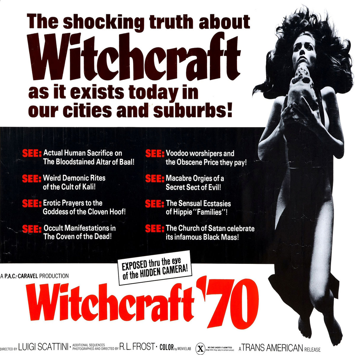 Witchcraft '70 | The Heartwood Institute