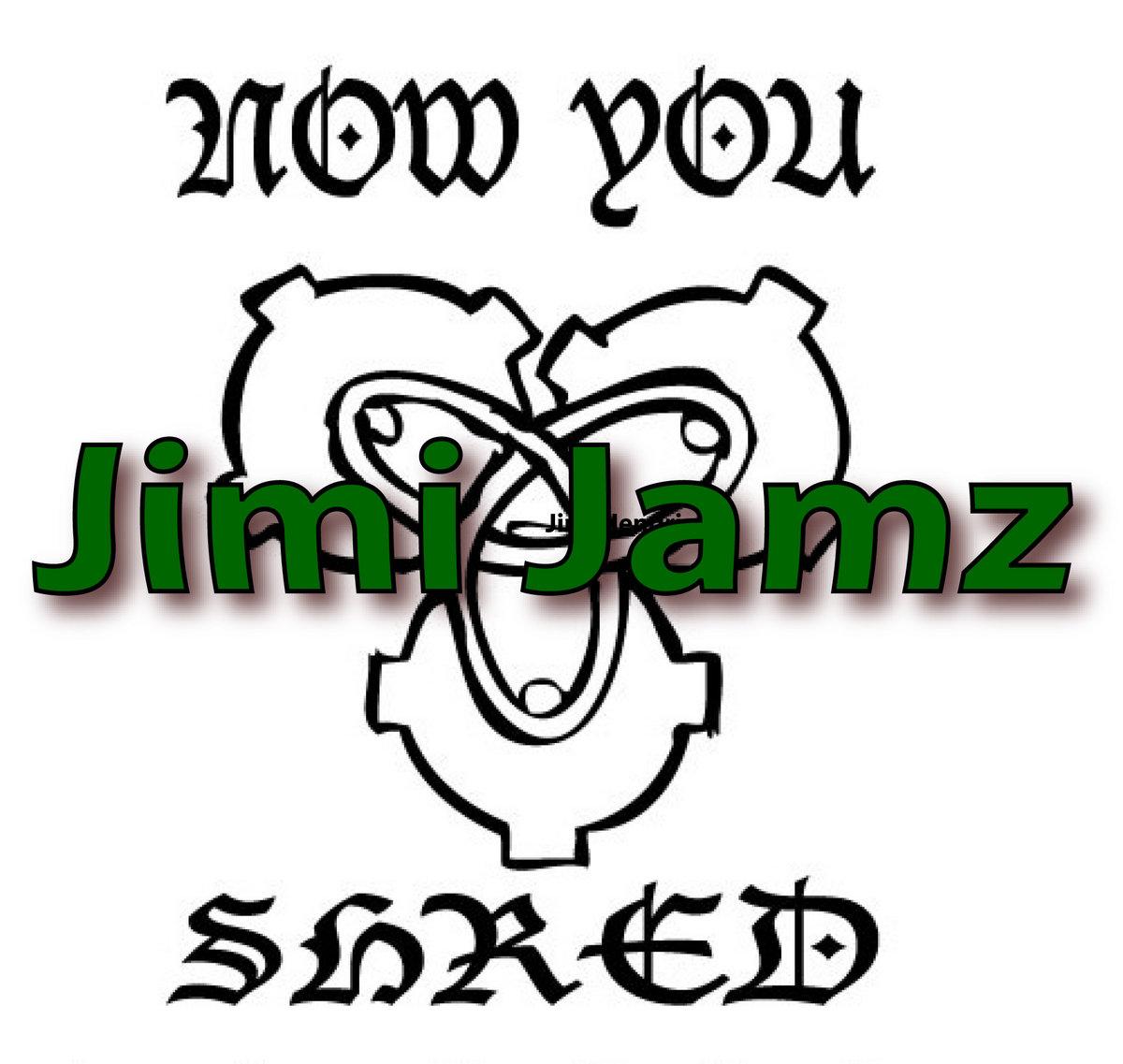 JIMI JAMZ Backing Tracks for Play Along | Now YOU Shred