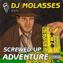 Screwed Up Adventure cover art