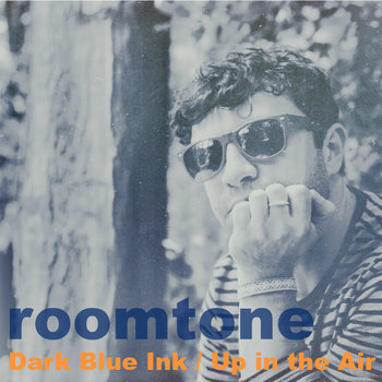 Dark Blue Ink/Up In the Air by Roomtone