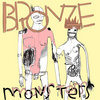 Bronze Monsters EP Cover Art