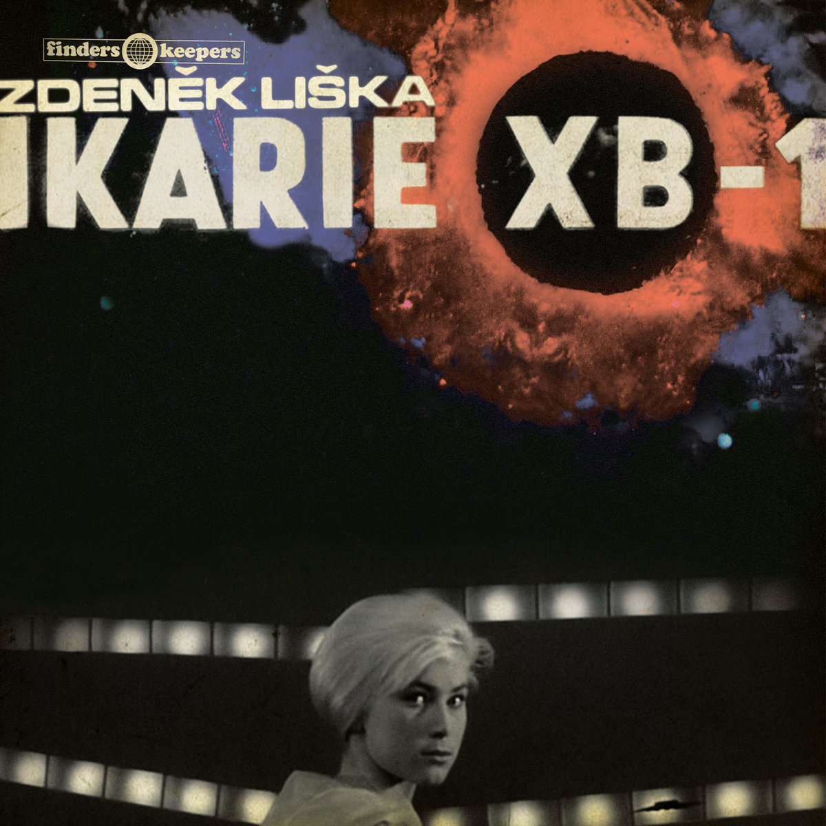 Ikarie Xb 1 Finders Keepers Records