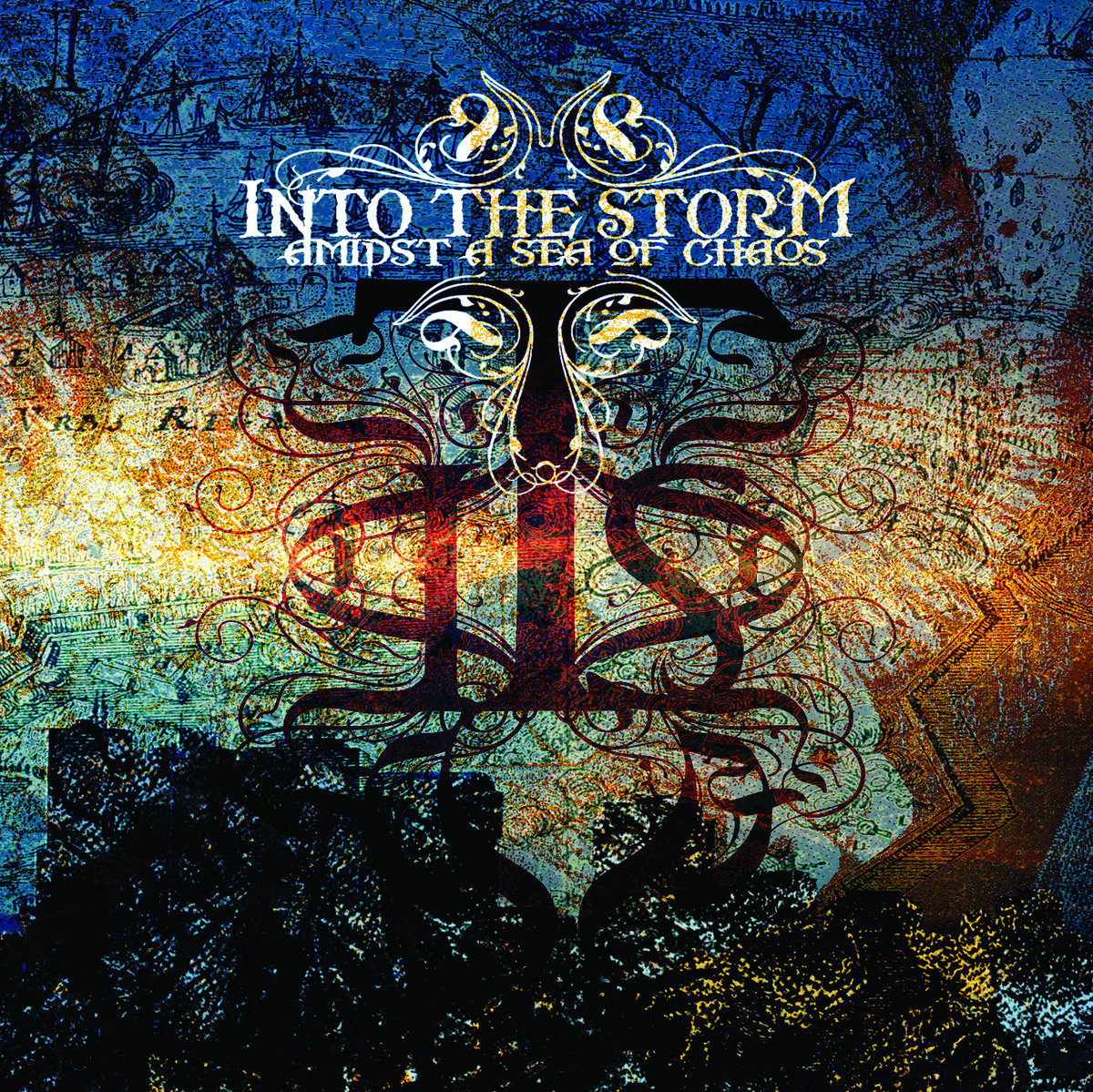 Amidst a sea of chaos into the storm by into the storm malvernweather Gallery