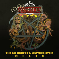 The Die Krupps & Leætherstrip Mixes cover art
