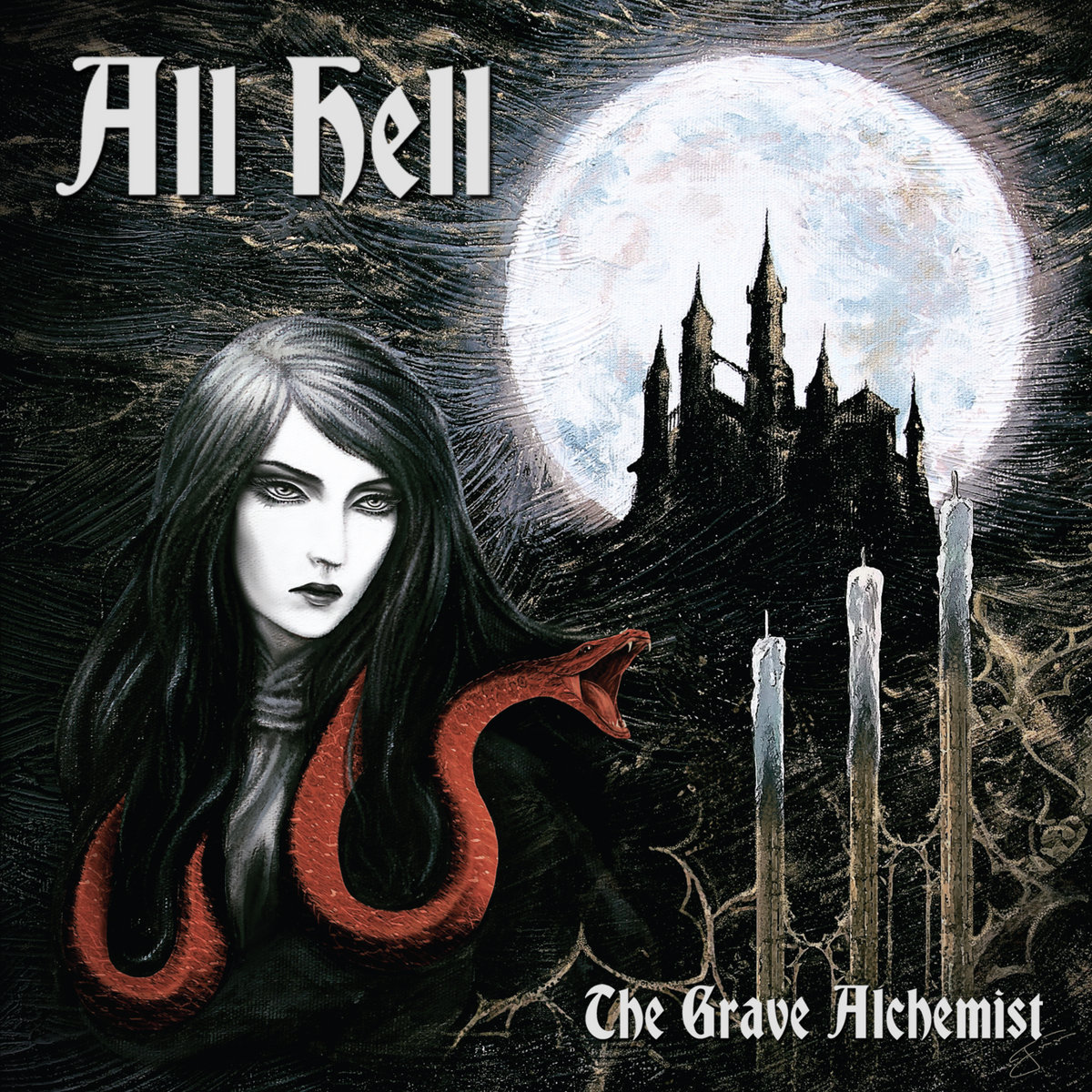 Image result for All Hell: The Grave Alchemist