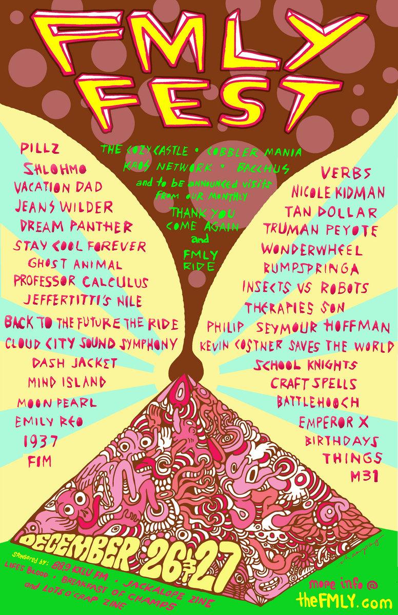 craft spells - love well spent (w  emily reo) | FMLY FEST