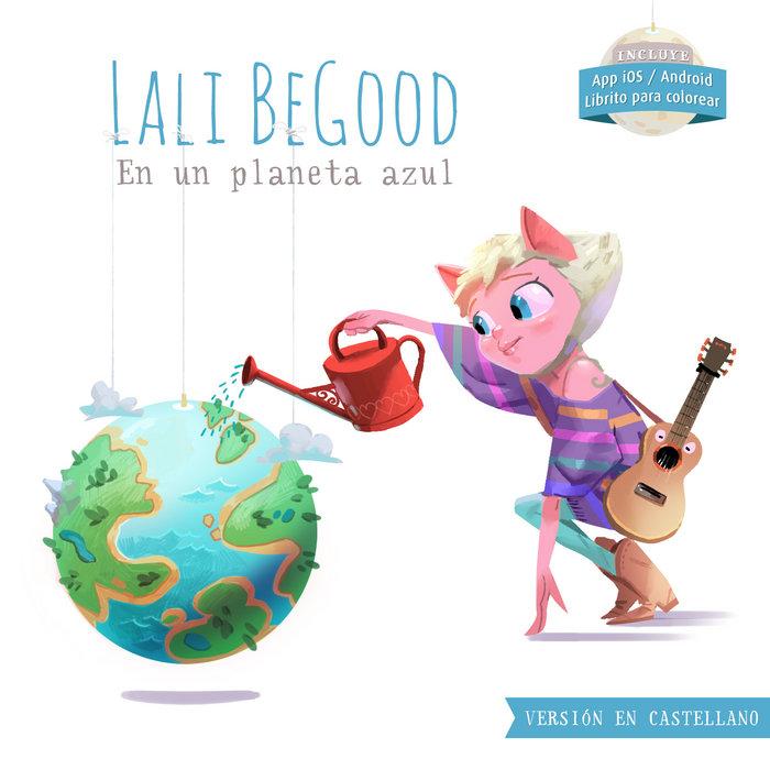 En un planeta azul | Lali BeGood