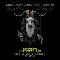 Goat (Instrumentals) cover art