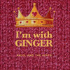 I'm With Ginger Cover Art
