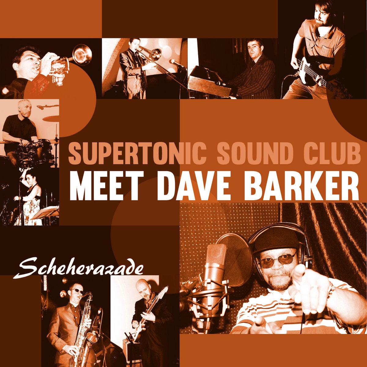 Scheherazade / Little Boy   Supertonic Sound Club