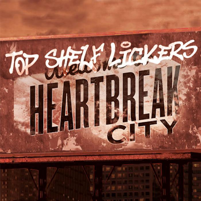 Heartbreak City cover art