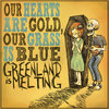 Our Hearts are Gold, Our Grass is Blue Cover Art