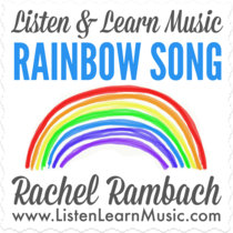 Rainbow Song cover art