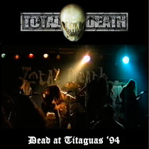 Dead At Titaguas '94 (Live) cover art