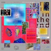 BLISSER cover art