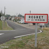 regret cover art
