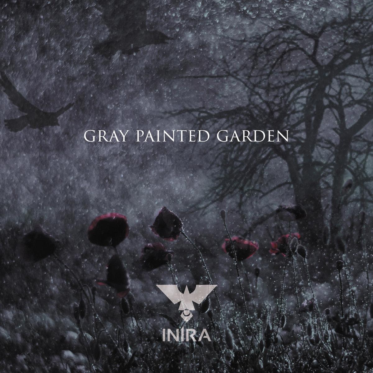 """[news] INIRA """"Gray Painted Garden"""" /CD/ October, 5 2018"""