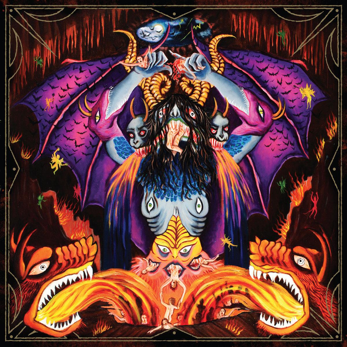 Satan Spits on Children of Light | DEVIL MASTER