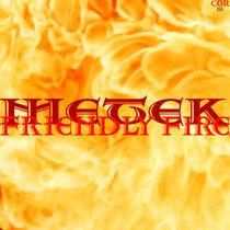 Friendly Fire cover art