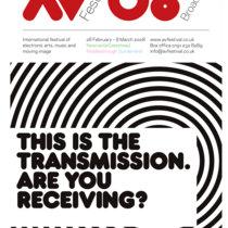 Reception cover art