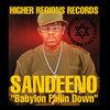 Babylon Fallin Down Cover Art