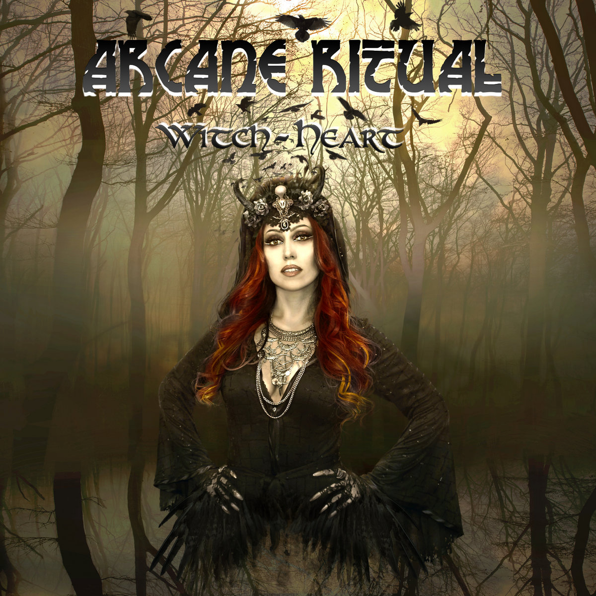 Witch-Heart [promo album medley] 2019 by Arcane Ritual