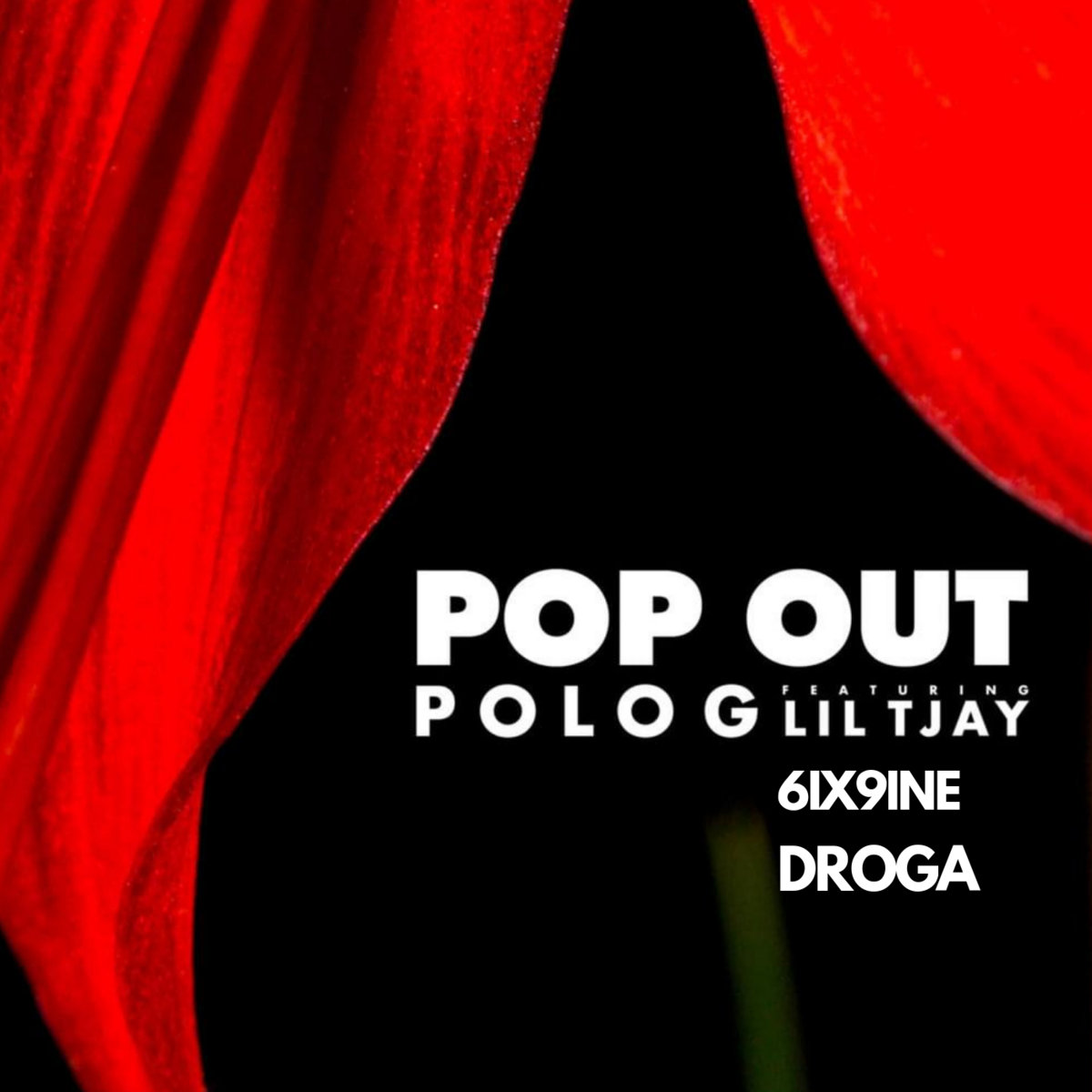 Pop Out (Remix) (feat  Lil Tjay, 6ix9ine and Droga) | The