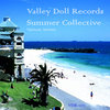 Valley Doll Records Summer Collective Cover Art