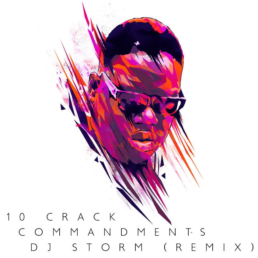 10 Crack Commandments (Remix) | DJ Storm