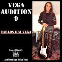 VEGA AUDITION 9 cover art