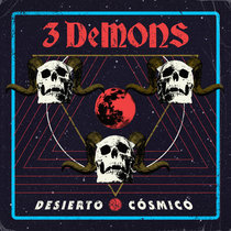 Desierto Cósmico cover art