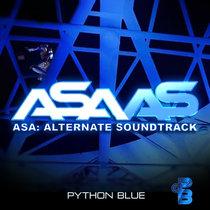ASAAS: A Space Adventure Alternate Soundtrack cover art