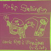 Uncle Roy's Utopian Vision #2 cover art