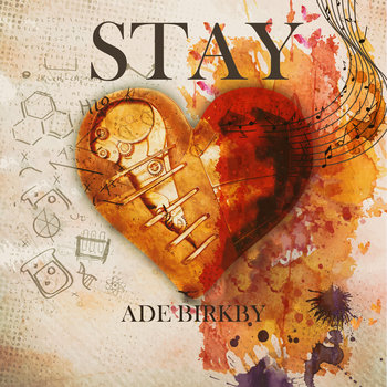 Stay by Ade Birkby