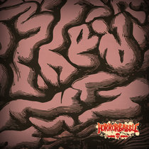 Horror on the Brain: A Collection cover art