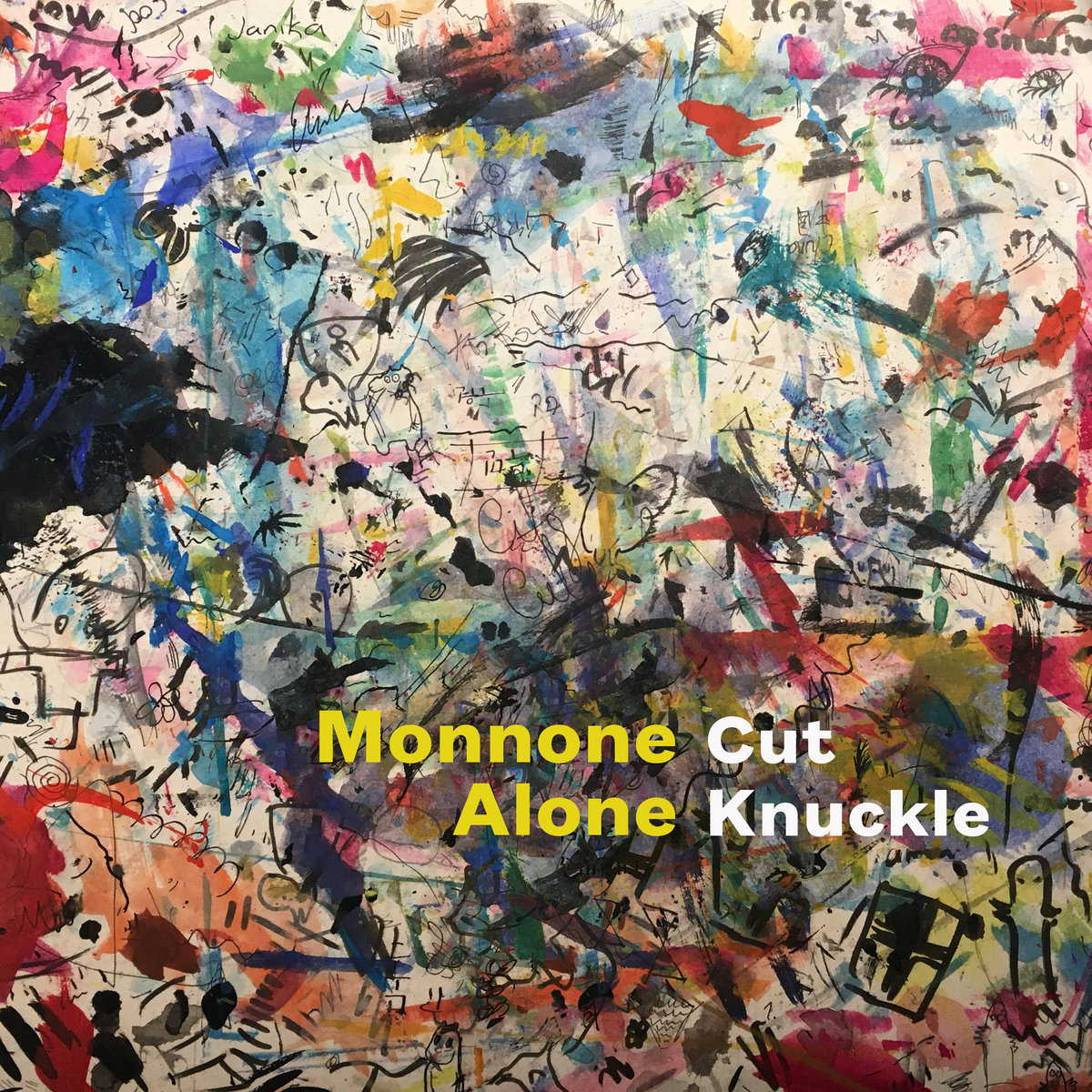Difficult boy from cut knuckle single by monnone alone