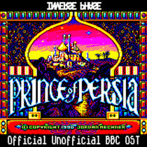 Prince of Persia (un)official BBCOST cover art