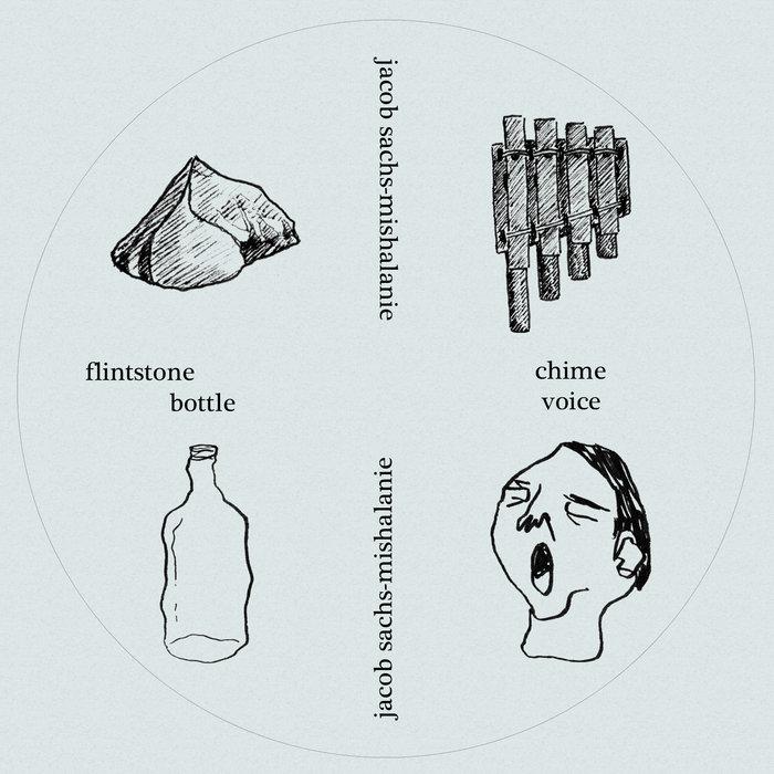 flintstone chime bottle voice, by Jacob Sachs-Mishalanie