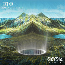 Earth feat. Aja Lee (Skysia Remix) cover art