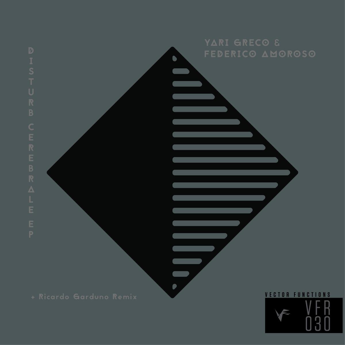 Yari Greco Federico Amoroso Energy State Original Mix Vector