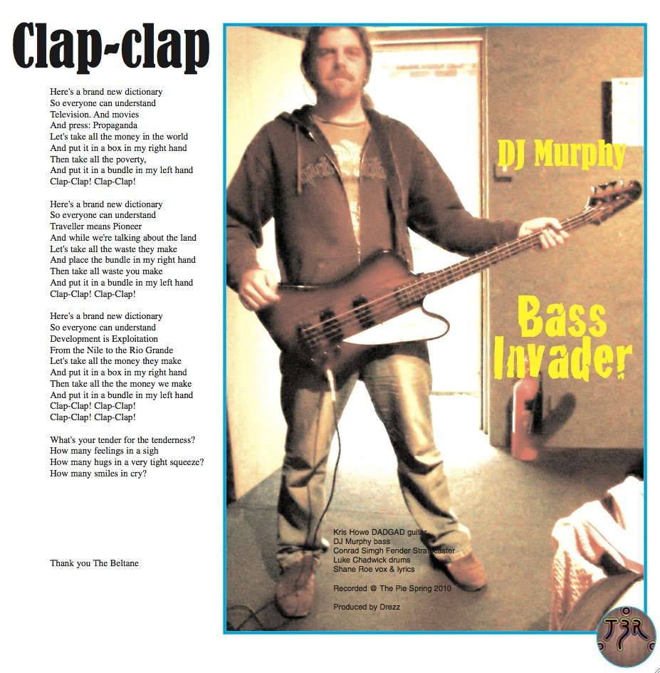 Clap Clap The Three Radicals To clap your hands repeatedly to…. the three radicals bandcamp