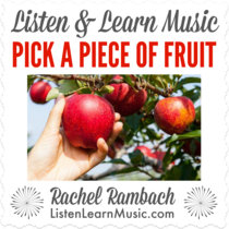 Pick a Piece of Fruit cover art