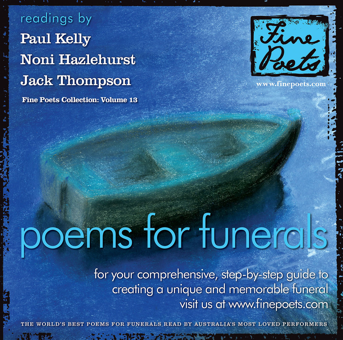 Poems For Funerals Jack Thompson
